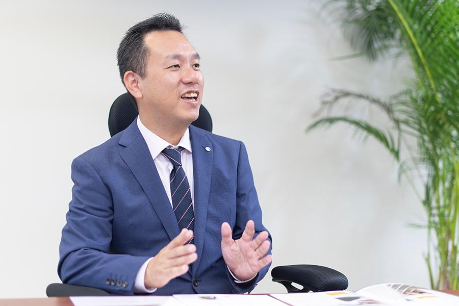 代表取締役CEO 平澤 聡